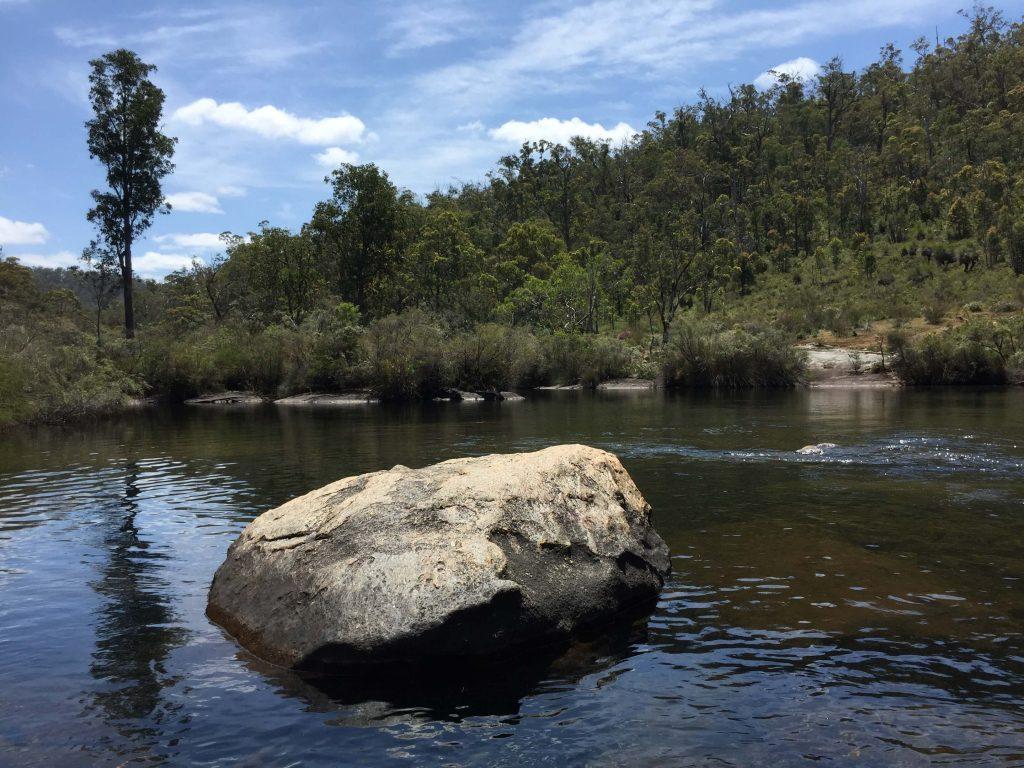 wellington dam 1